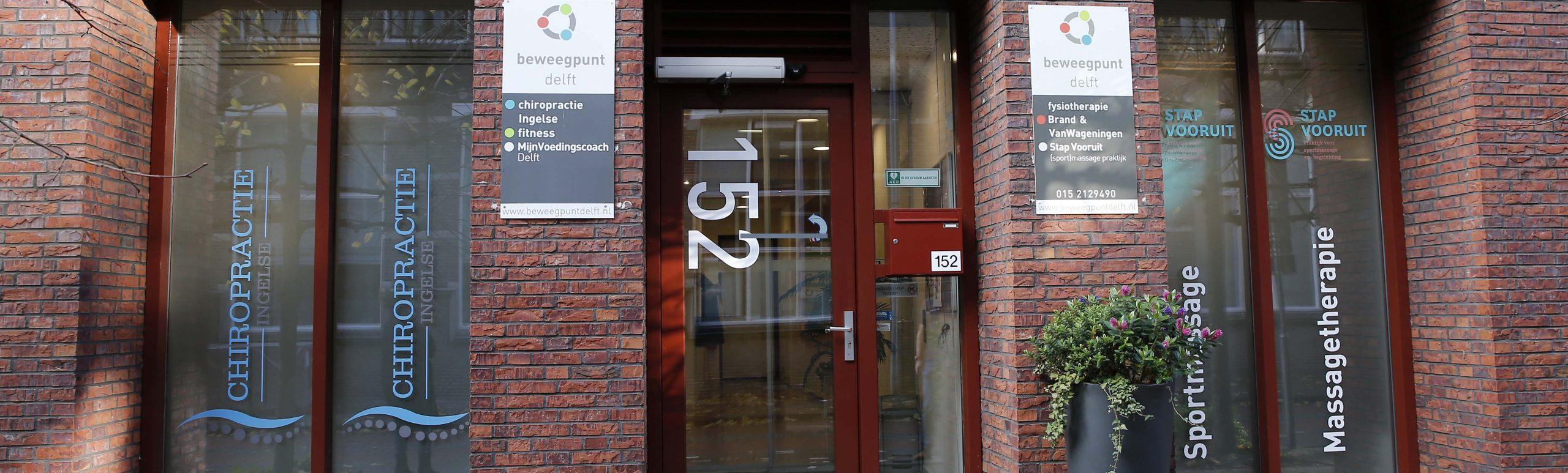 Welkom bij Beweegpunt Delft
